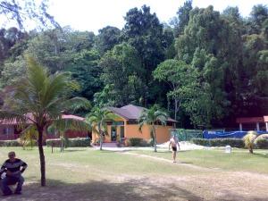 Kinabalu trip - Mamutik Island