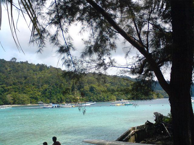 Kinabalu trip - Sapi Island (1)