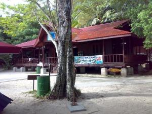 Kinabalu trip - Sapi Island