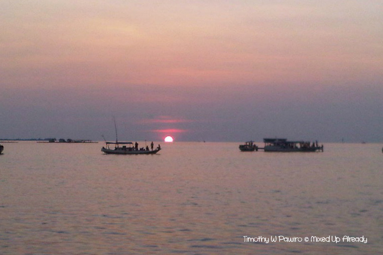 Indonesia - Central Java - Karimunjawa - Sunset 4