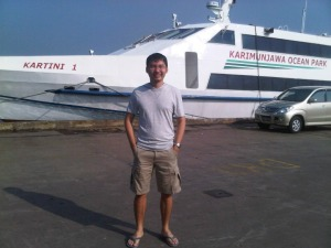 Karimunjawa trip - Tanjung Emas Port - Boat to Karimunjawa islands