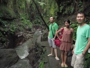 Bali Trip - Ubud Monkey Forest - The Trio