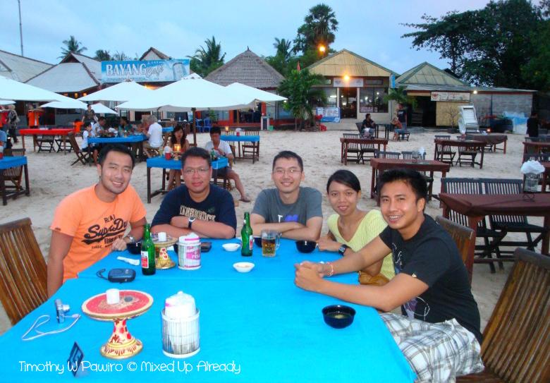Indonesia - Bali - Jimbaran - Lia Cafe