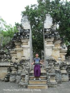 Indonesia - Bali - Uluwatu temple