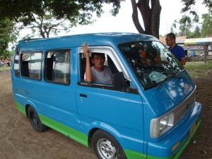 Banten Lama Trip - Angkot