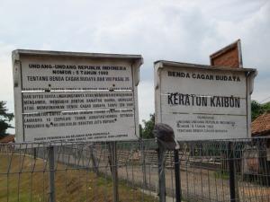 Banten Lama Trip - Situs Istana Kerabon Kaibon