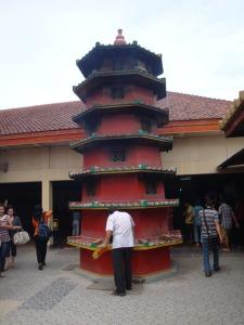 Banten Lama Trip - Vihara Avalokitesvara - Praying Area