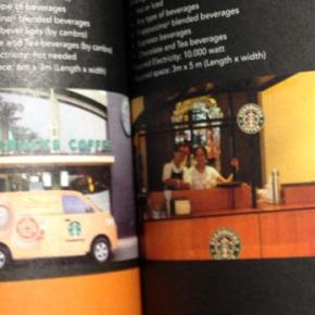 My first Starbucks planner…