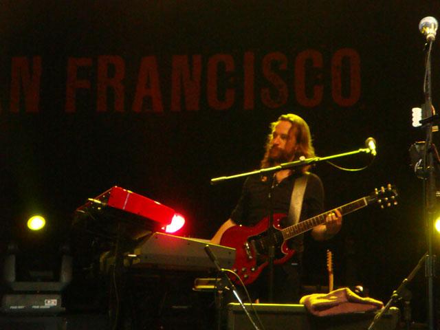 Train Jakarta Concert - Jerry Becker - Keyboardist, Guitarist
