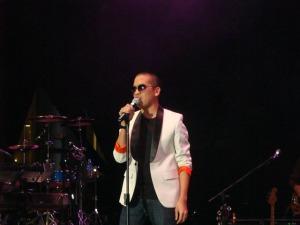 Train Jakarta Concert - Opening Act - Anugrah Aditya of Aditya