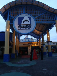 Ancol trip - Sea World - The Entrance