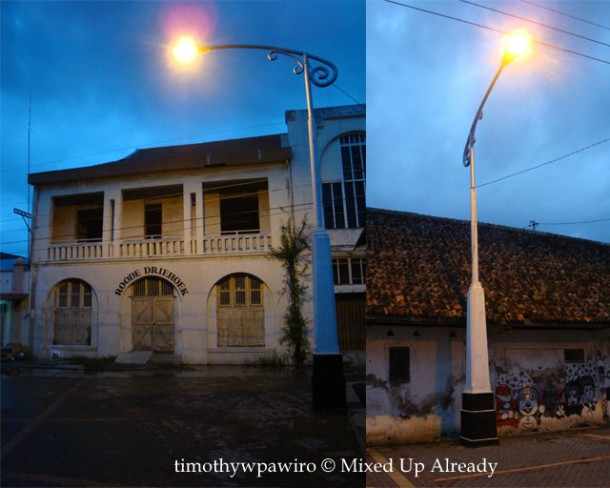 Semarang (Indonesia) trip - Kota Tua (Old Buildings)