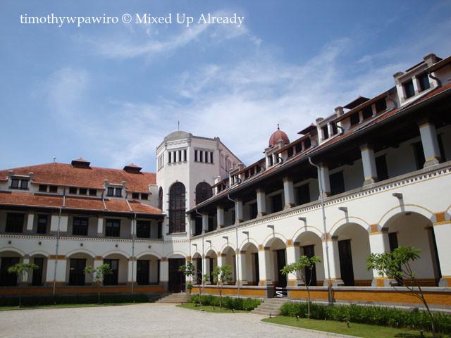 Semarang (Indonesia) trip - Lawang Sewu (1)