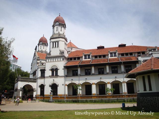 Semarang (Indonesia) trip - Lawang Sewu
