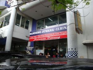Semarang trip - Jalan Pandanaran - Bandeng Juwana - Elrina