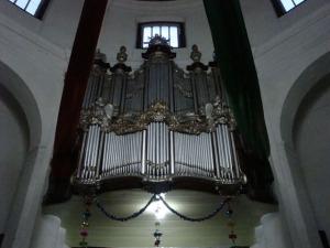 Semarang trip - Kota Tua - Gereja Mbledug - The Pipe Organ