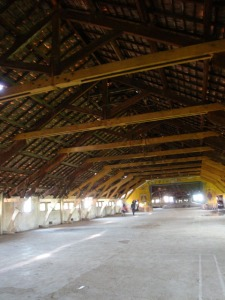Semarang trip - Lawang Sewu - The attic