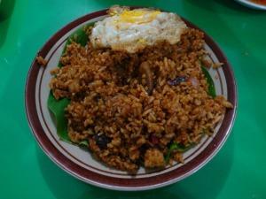 Semarang trip - Nasi Goreng Babat