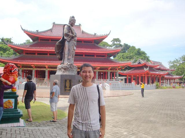 Semarang Trip - Sam Poo Kong Temple - Me