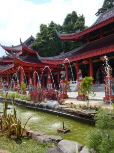 Semarang Trip - Sam Poo Kong Temple - The Temples