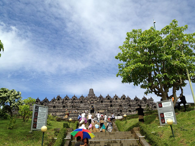 Jogja Trip - Candi Borobudur (1)