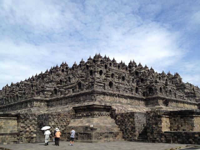 Jogja Trip - Candi Borobudur (2)