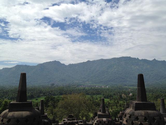 Jogja Trip - Candi Borobudur - Bukit Menoreh