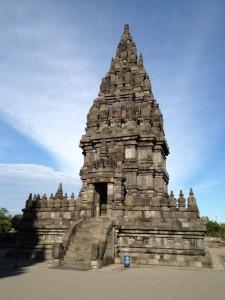 Jogja Trip - Candi Prambanan - Candi Garuda