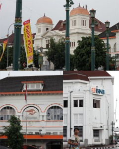 Jogja Trip - Jalan Malioboro - Dutch Colonial Building