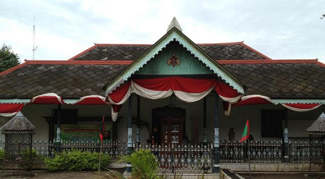 Jogja Trip - Keraton Jogja - Museum of Sultan Hamengkubuwono IX