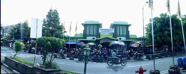 Jogja Trip - Pasar Beringharjo (1)