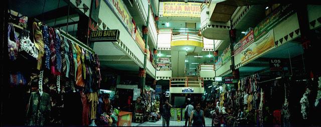 Jogja Trip - Pasar Beringharjo - Inside Pasar