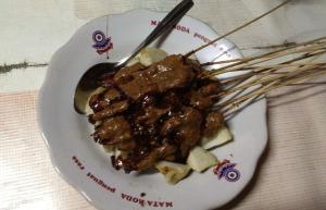 Jogja Trip - Sosrowijayan - Chicken Satay