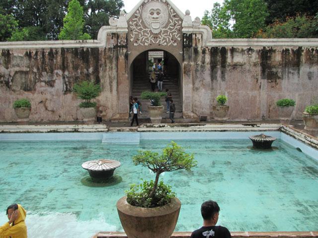 Jogja Trip - Taman Sari - Bathing Complex