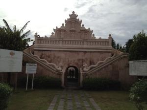 Jogja Trip - Taman Sari - Entrance