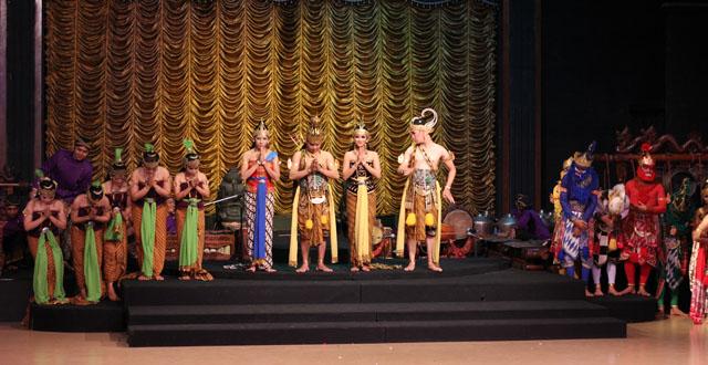 Sendratari Ramayana - The Casts