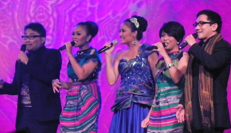 The Real WOW Concert - Elfa's Singers & Lea Simanjuntak