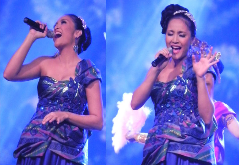 The Real WOW Concert - Lea Simanjuntak (2)