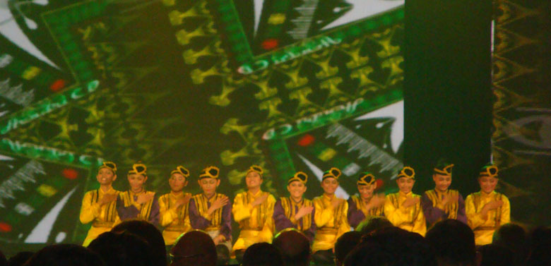 The Real WOW Concert - Tari Saman