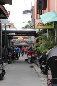 Solo trip - Kampung Batik Kauman