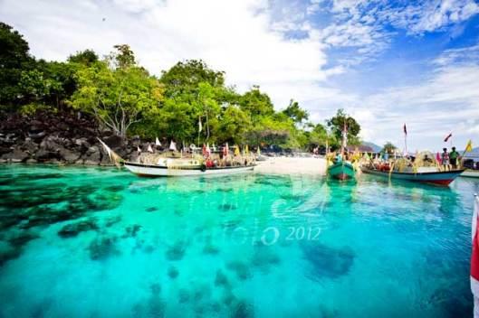 Festival Teluk Jailolo - 2011 - Ritual Laut Ceremony