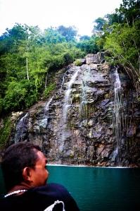 Festival Teluk Jailolo - Loloda - Kahatola waterfall