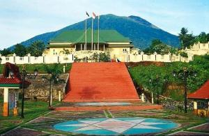 Festival Teluk Jailolo - Ternate Island - The Sultan's Palace