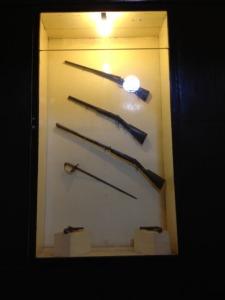 Solo trip - Keraton Kasunanan - Museum - Weapons