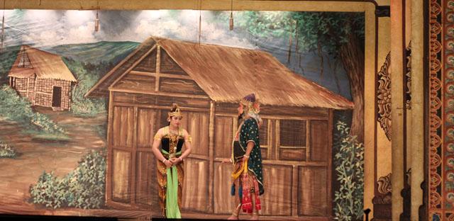 Wayang Orang Sriwedari - Act Five