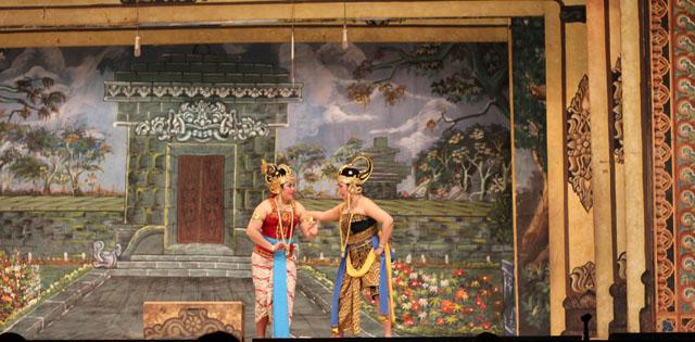Wayang Orang Sriwedari - Act Four