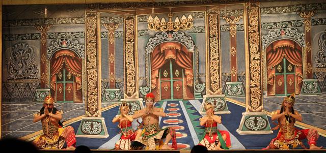 Wayang Orang Sriwedari - Act One
