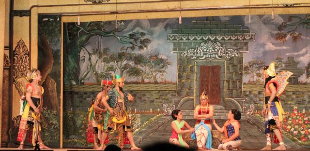 Wayang Orang Sriwedari - Act Three