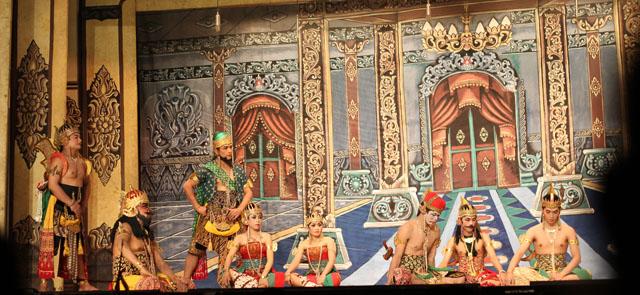 Wayang Orang Sriwedari - Act Two