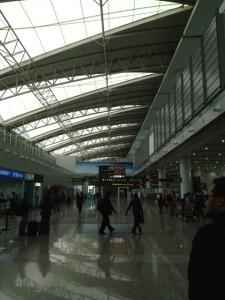 China trip - Guangzhou - Baiyunport